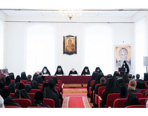 Итоги монашеской конференции «Преподобный Феодор Студит – игумен общежительного монастыря»